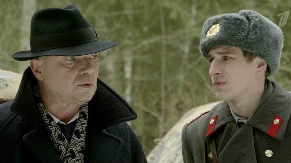 Фильм с майором черкасовым 2018