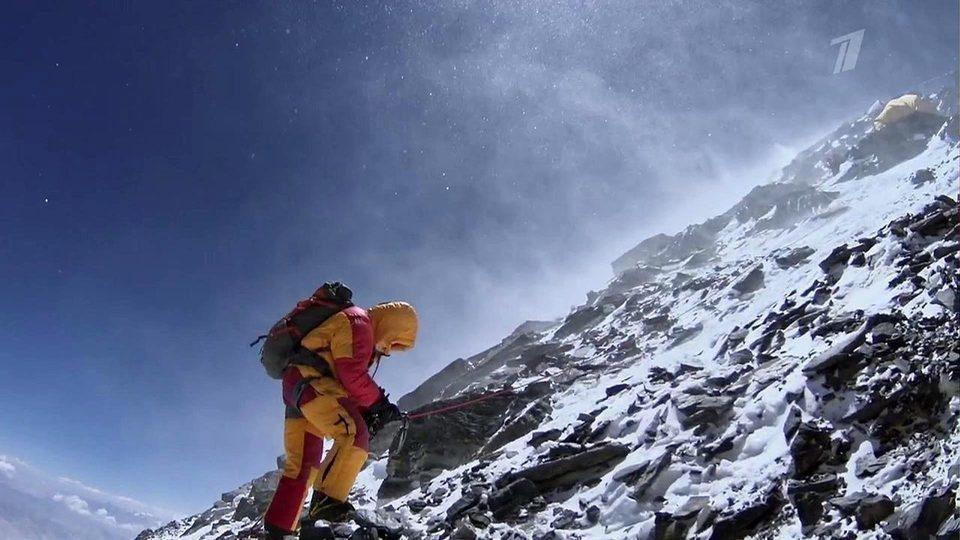 Вершина мира Эверест 28 фото