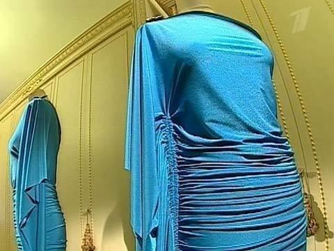 Платье с двумя швами своими руками 97