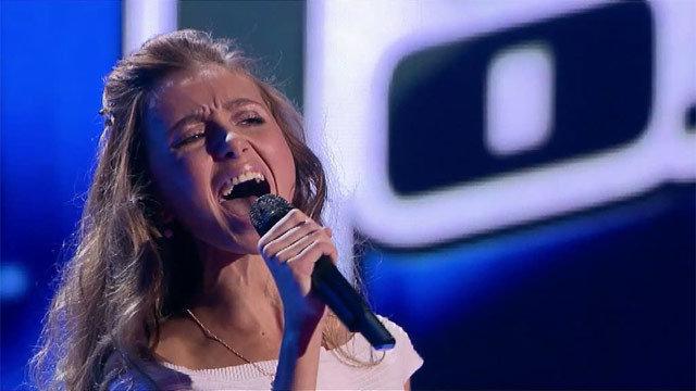 Музыкальный конкурс голос украина