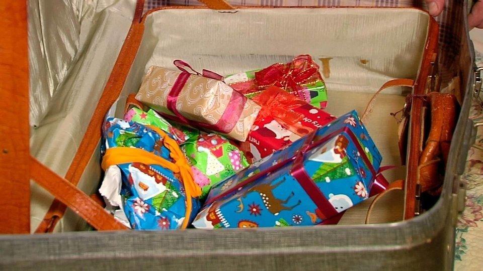 Где можно спрятать подарок 57