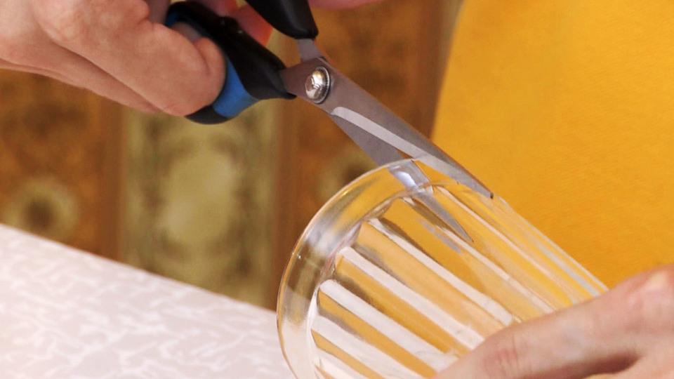 Наточить ножницы в домашних условиях 673