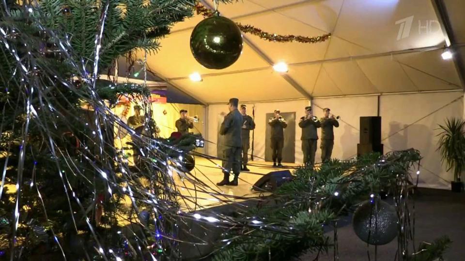 Работа военкоматов в новогодние праздники
