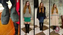 Модная экспертиза: сапоги-ботфорты. Модный приговор. Фрагмент выпуска от13.04.2018