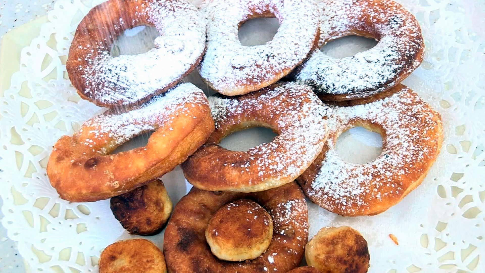 Пончики - рецепты с фото на Повар. ру (111 рецептов пончиков) 10