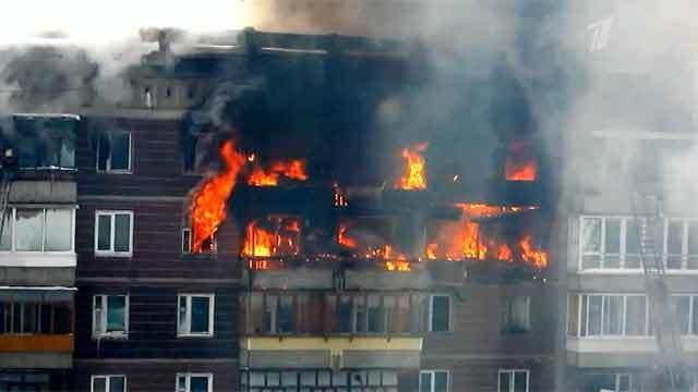 Почему в россии взрываются дома от газа