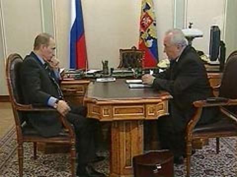 Мурманск губернатор мурманской области юрий евдокимов провел пресс-конференцию для журналистов области