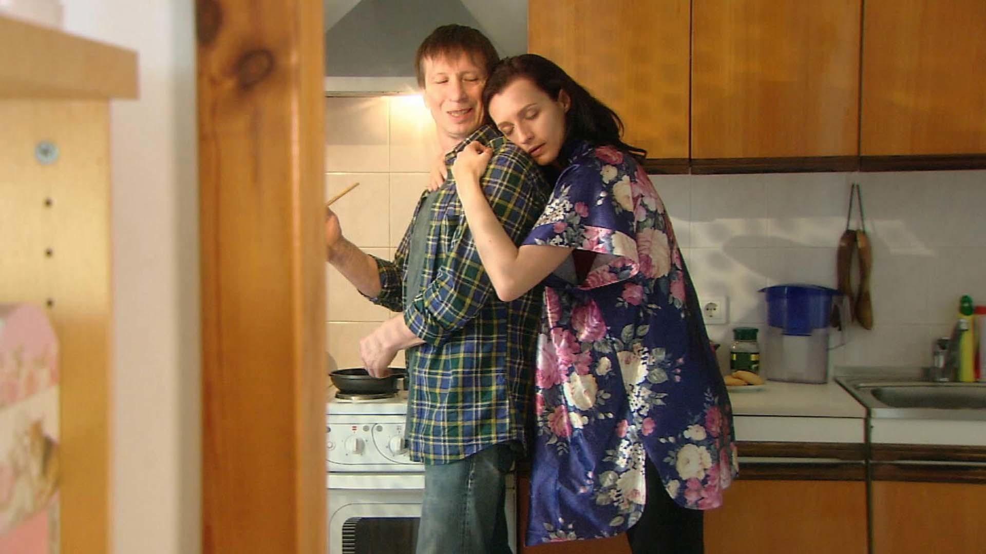 Утром жена и муж 7 фотография