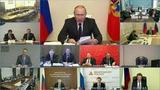 Президент встретился спредставителями деловых кругов России