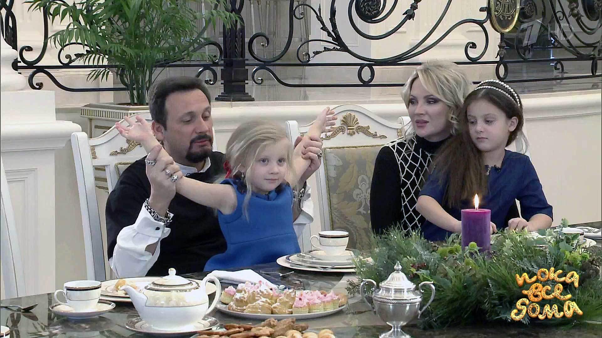 Стас михайлов семья жена дети фото