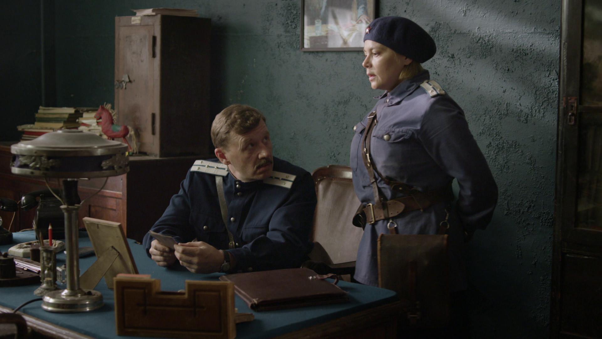 Новые российские сериалы 2017 года о войне
