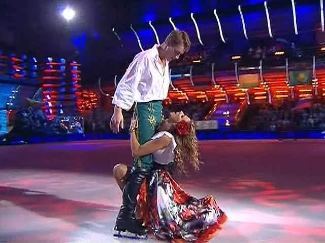 Победители шоу лед пламень 2010