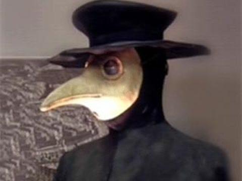Как называются маски с клювом