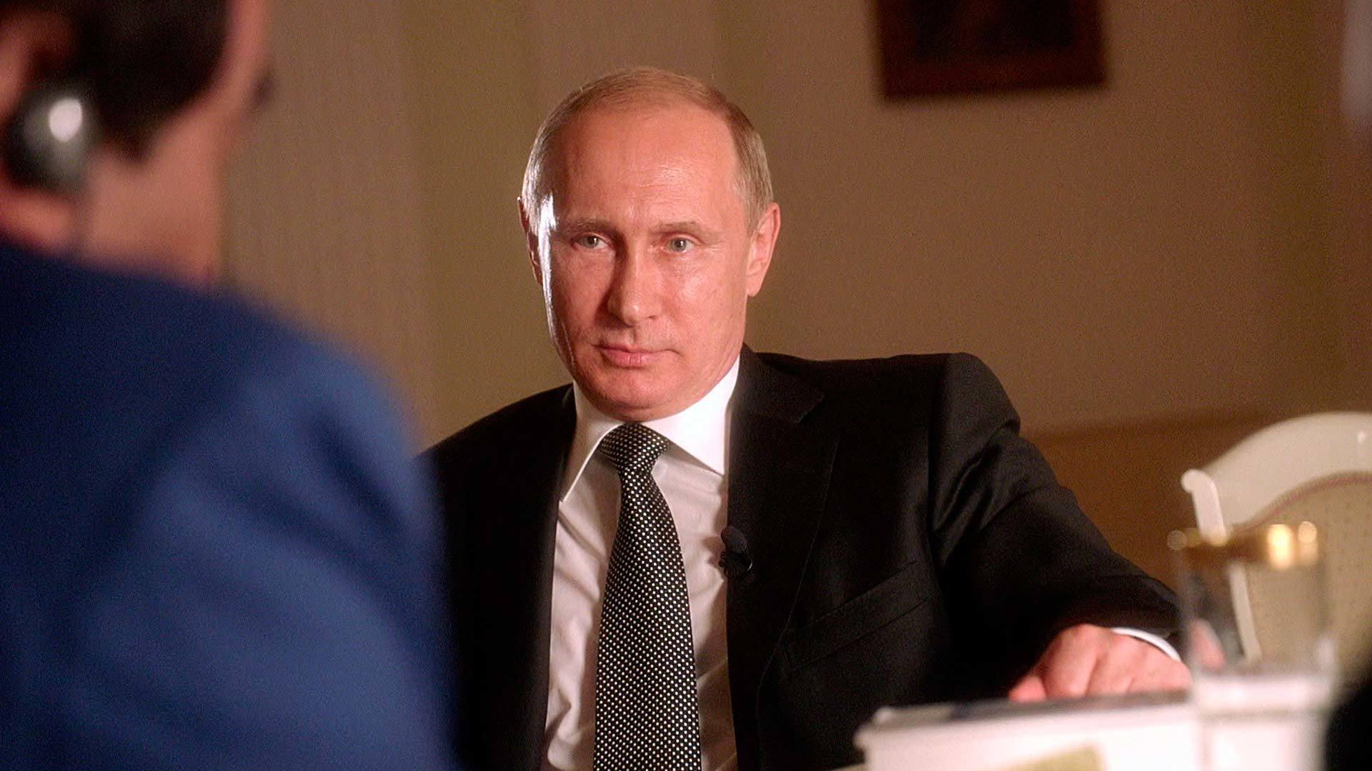 Путин фильм стоуна 2018 1 серия