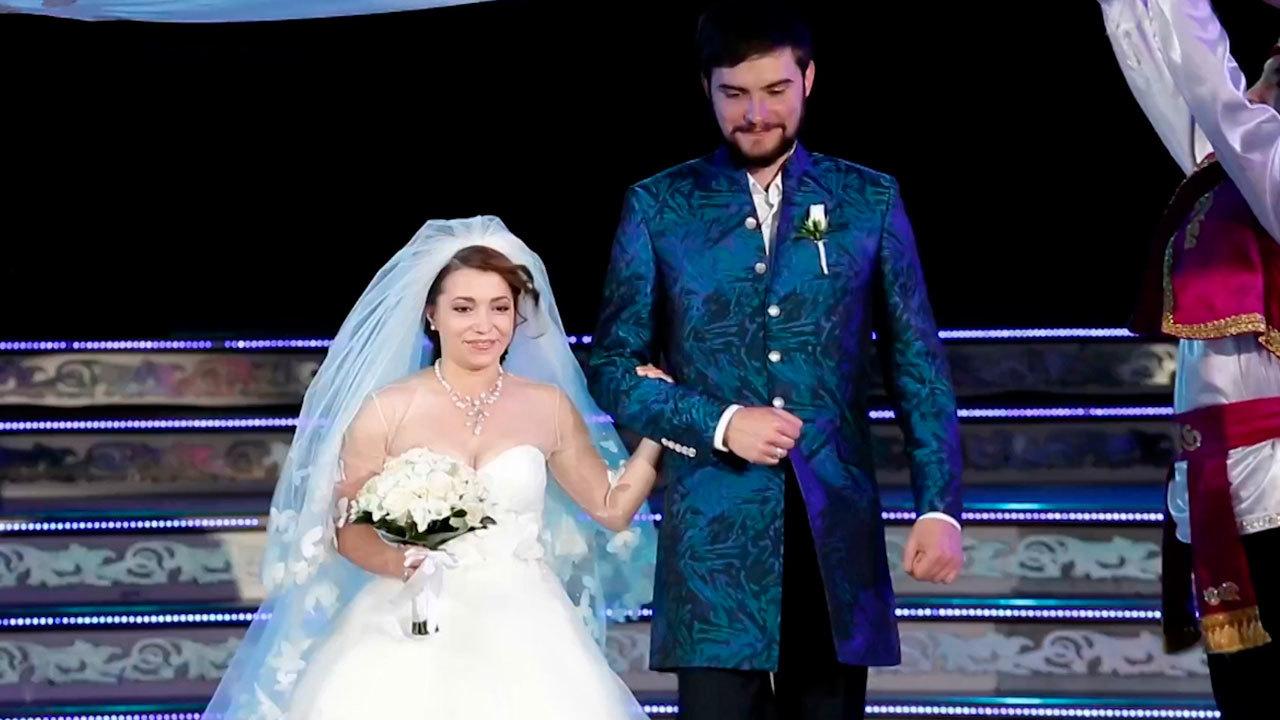 Свадьба дочери сябитовой с андреем