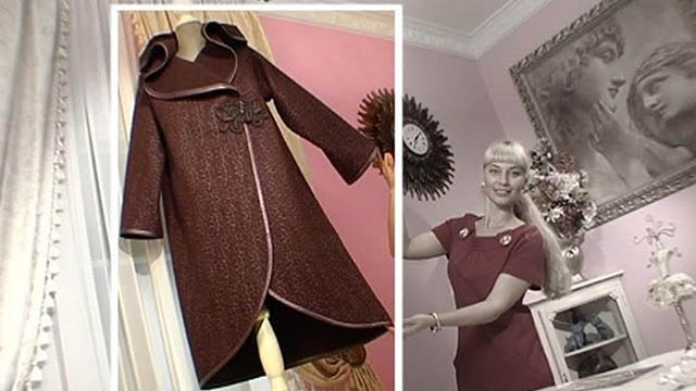 Ольга никишечева кройка и шитье пальто