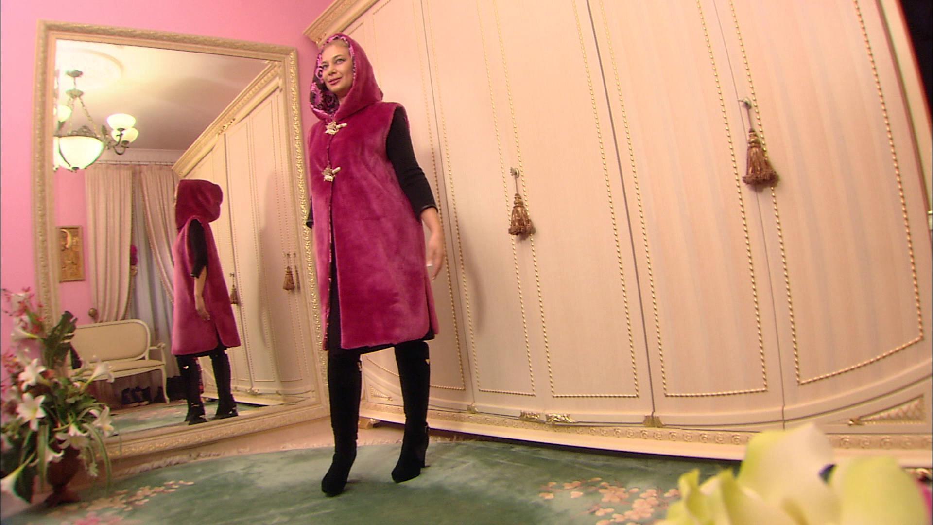 Как сшить длинное платье от никишичевой