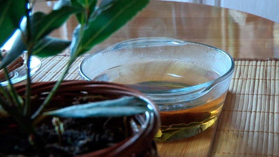 Очистка сосудов лавровым листом