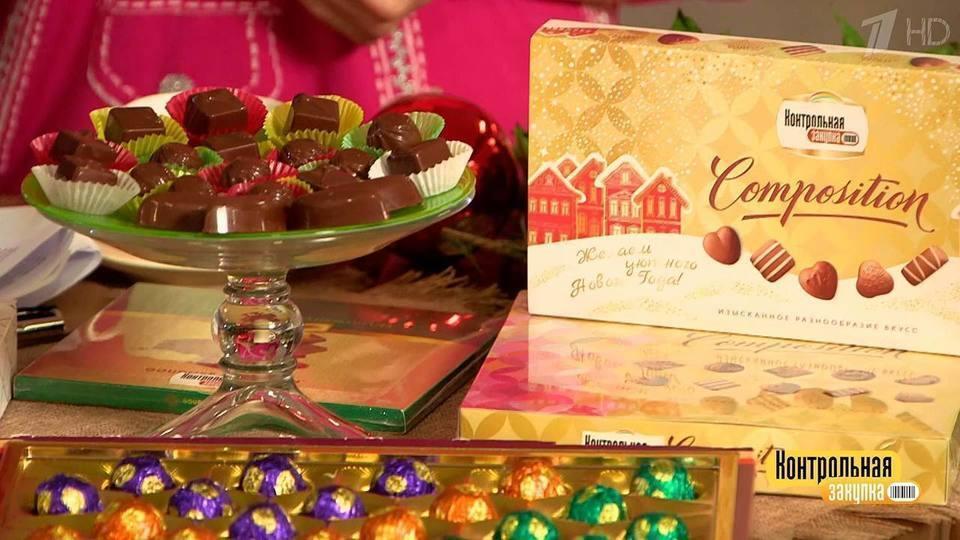 Сухой завтрак Шоколадные шарики Победитель программы  Контрольная закупка