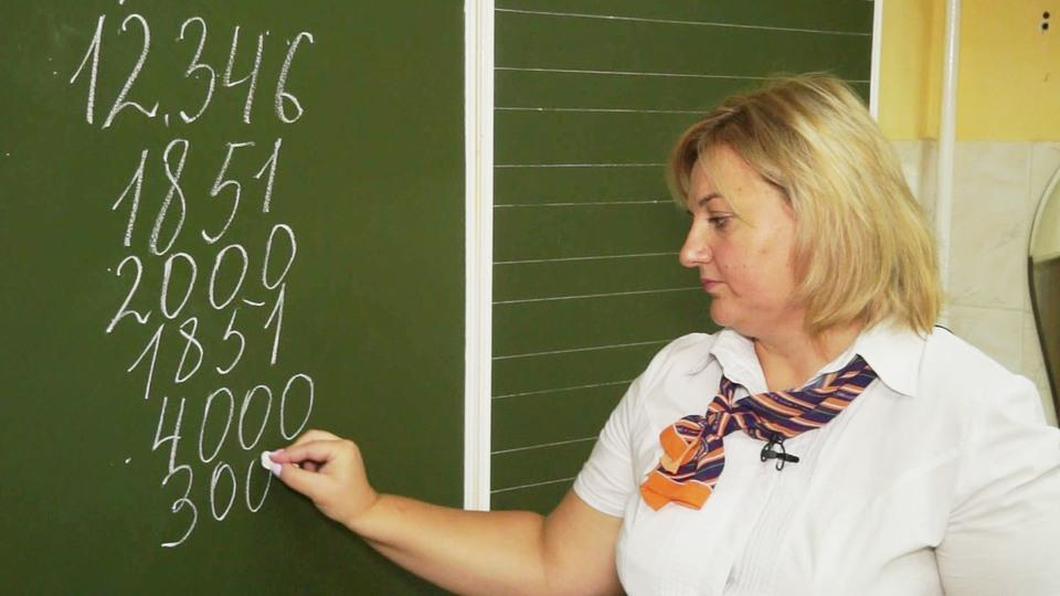зарплата учителей повышают при домашней обучении Черниговской