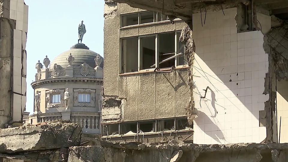 20 лет назад страны НАТО начали военную агрессию против Югославии. Новости. Первый канал