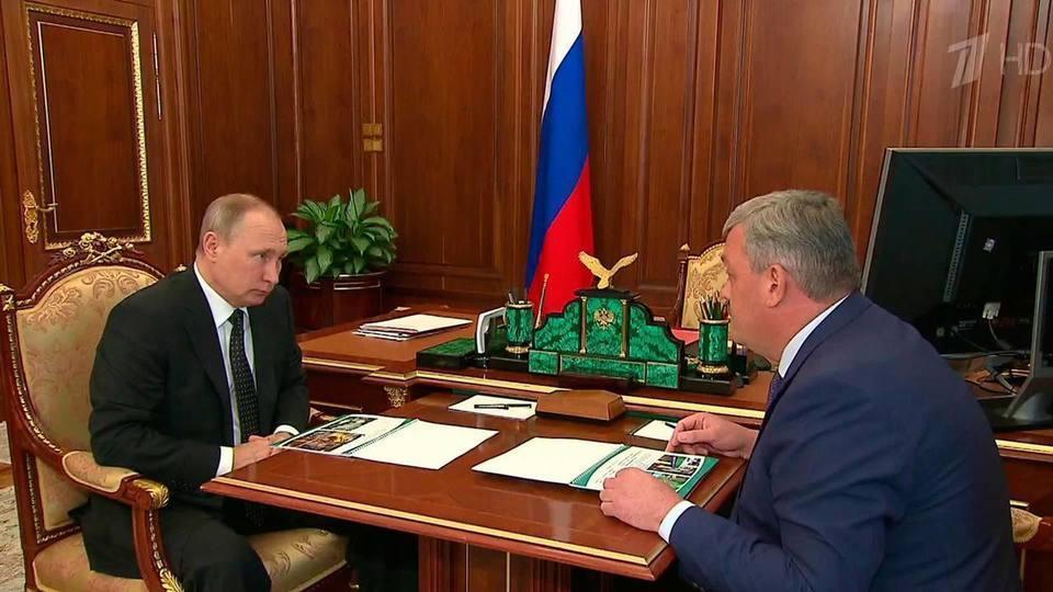 В сети появились фото больного Путина  СЕГОДНЯ