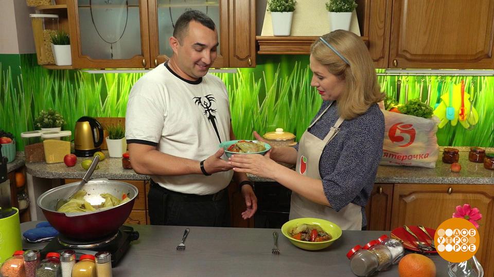 Кулинарные рецепты в программе утро на первом канале — 5