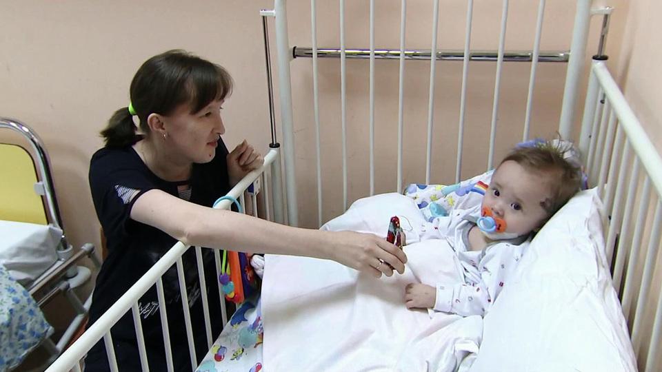 Состояние Вани Фокина сегодня 20.01.2019: как сейчас малыш спасенный в Магнитогорске