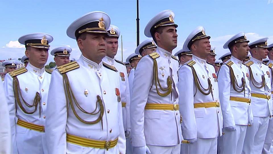 «День Военно-морского флота РФ». Праздничный канал