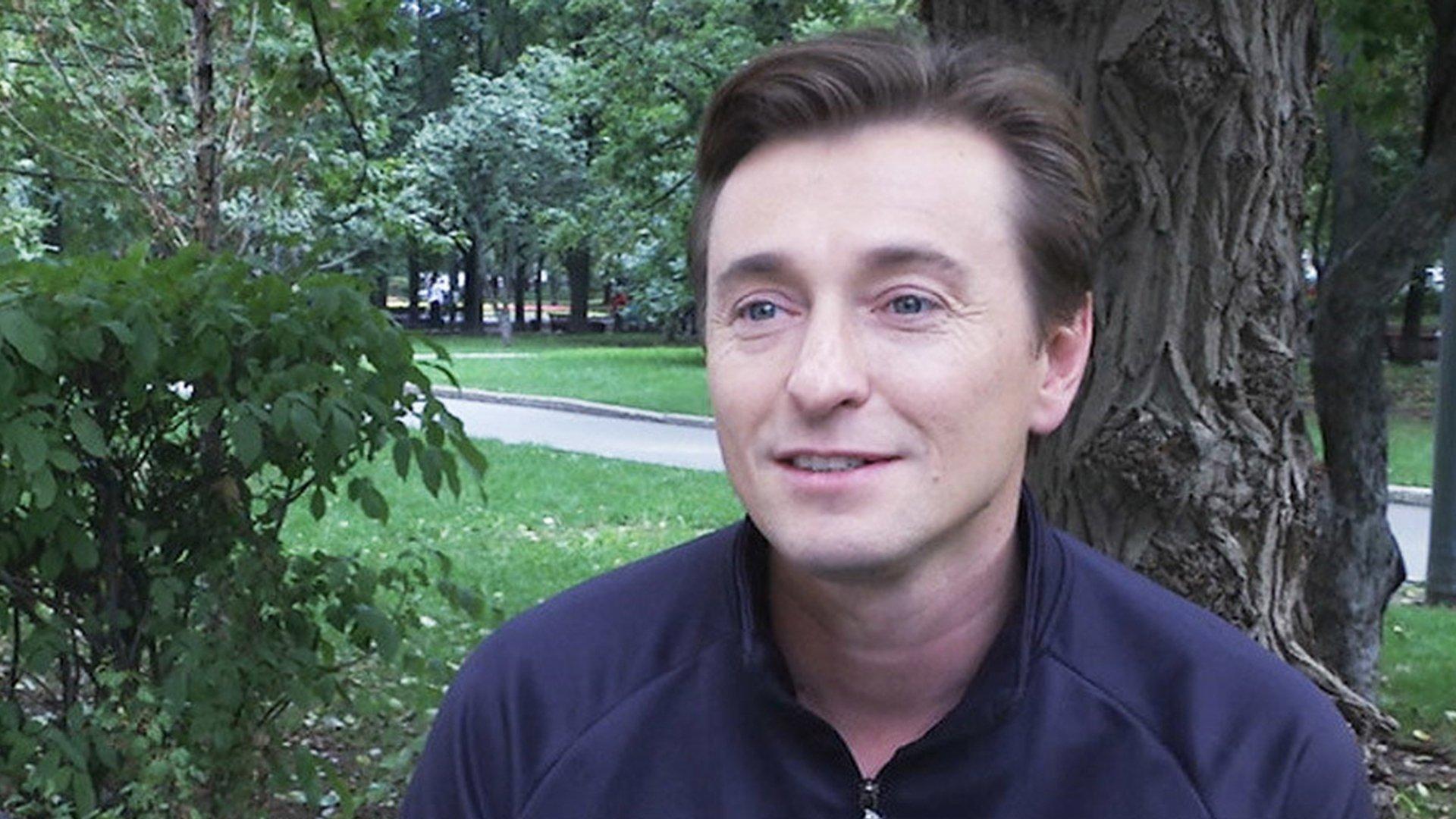 «Сергей Безруков. Иснова счистого листа»