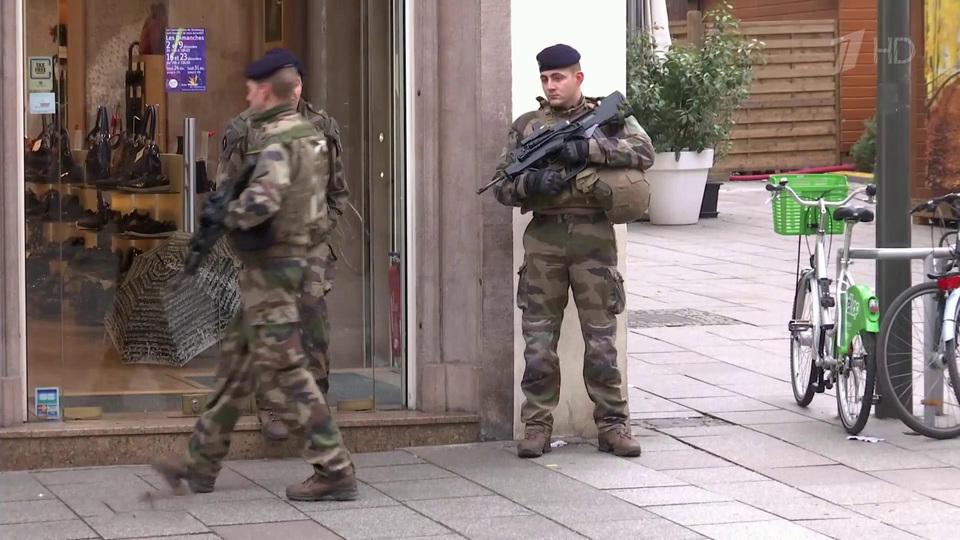 Европа усиливает меры безопасности после трагедии вСтрасбурге. Новости. Первый канал