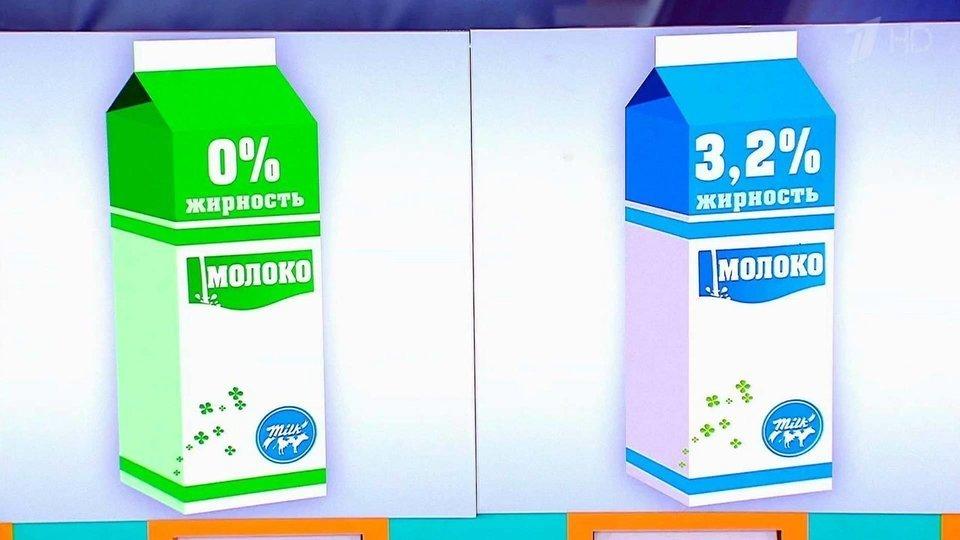 какое молоко нужно давать детям жирное или обезжиренное