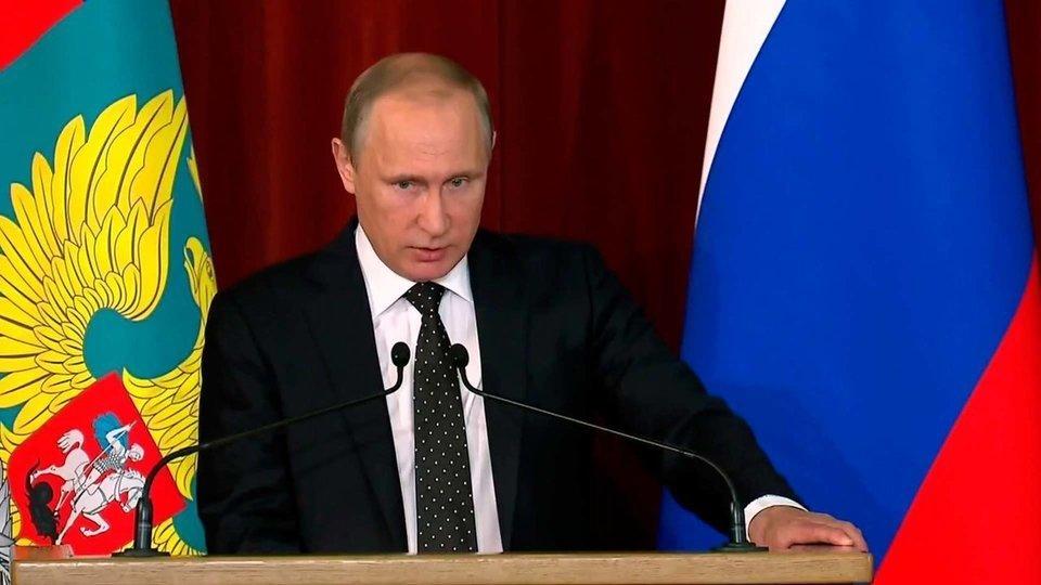 Песков анонсировал важное выступление Путина – ВЕДОМОСТИ
