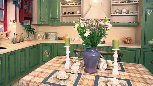 главное кухня как у юлии высоцкой фото центра это только