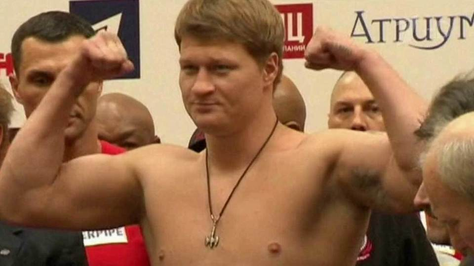 Александр Поветкин заплатил штраф в 250 тысяч долларов
