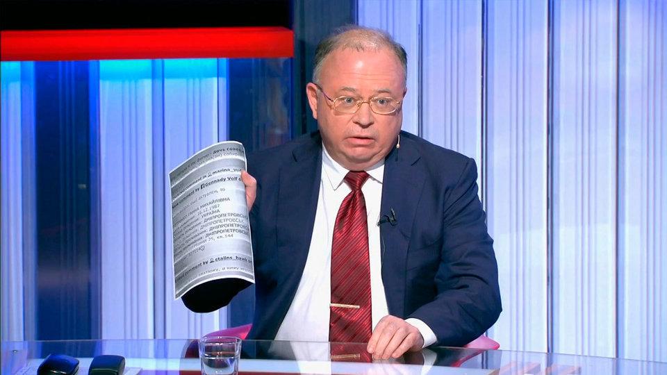 Андрей Караулов: Литвиненко убило ЦРУ