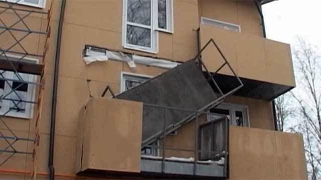 Вновгородской области продолжают заселение фронтовиков вно.