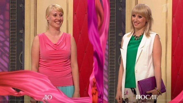 модный приговор стрижки фото до и после три