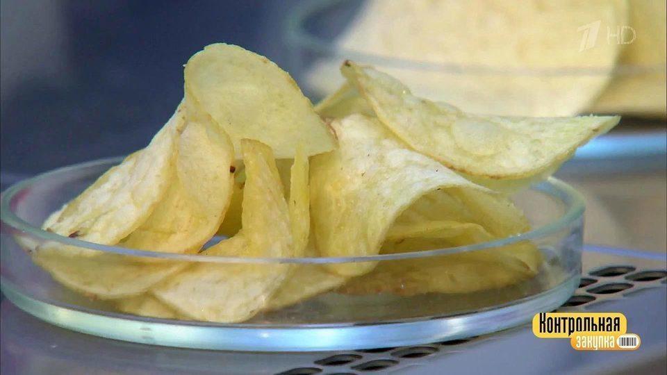 Картофельное пюре быстрого приготовления Победитель программы  Контрольная закупка
