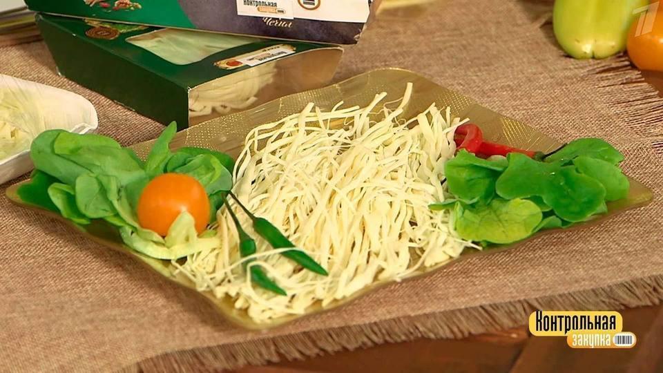 Плавленый сыр с грибами Победитель программы Контрольная закупка  Контрольная закупка