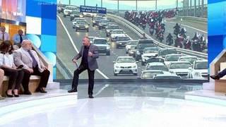 Мост раздора. Время покажет 16.05.2018