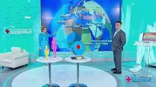 Здоровье Первый канал 20 05 2018