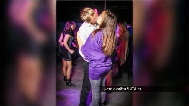 Секс викторины в клубе