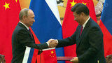 Putin's visit to China promotes close relations