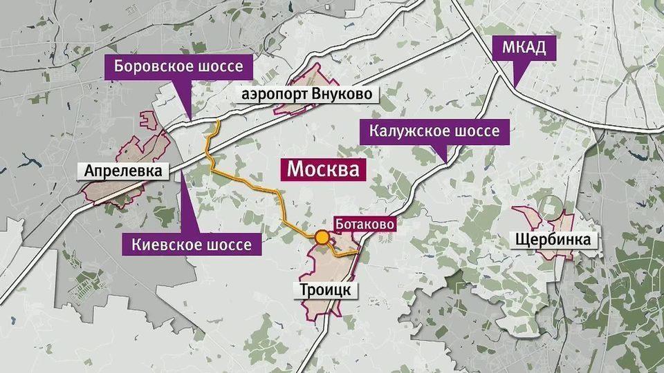 Улицу на территории ТиНАО назовут в честь советского военного деятеля Александра Печерского