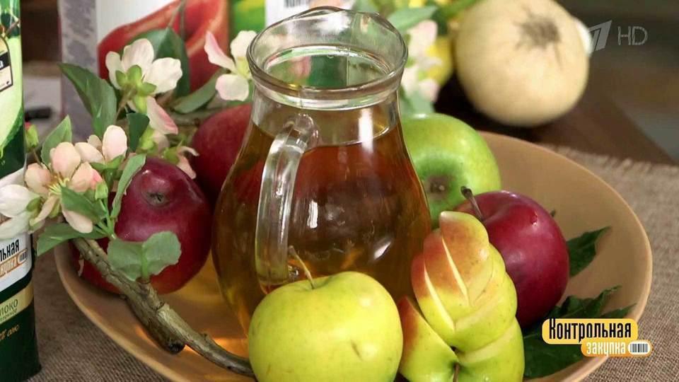 Яблочный сок Контрольная закупка Выпуск от