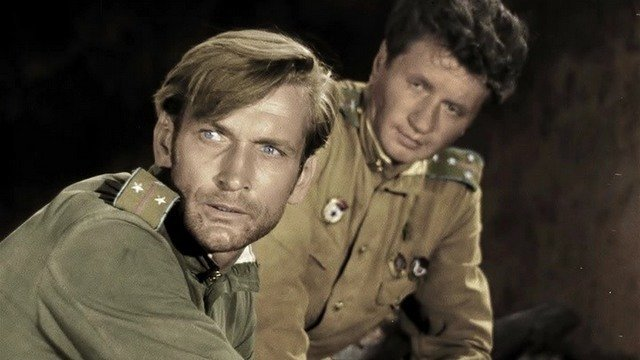 в бой идут одни старики фото из фильма