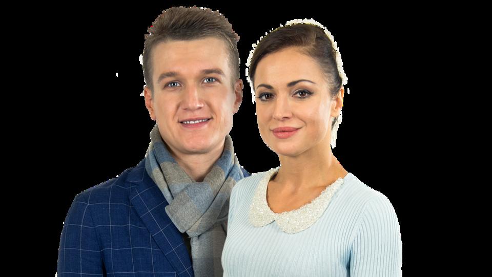 Маргарита Дробязко иАнатолий Руденко