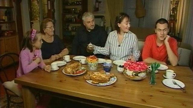 Лариса гузеева с семьей фото 418-290