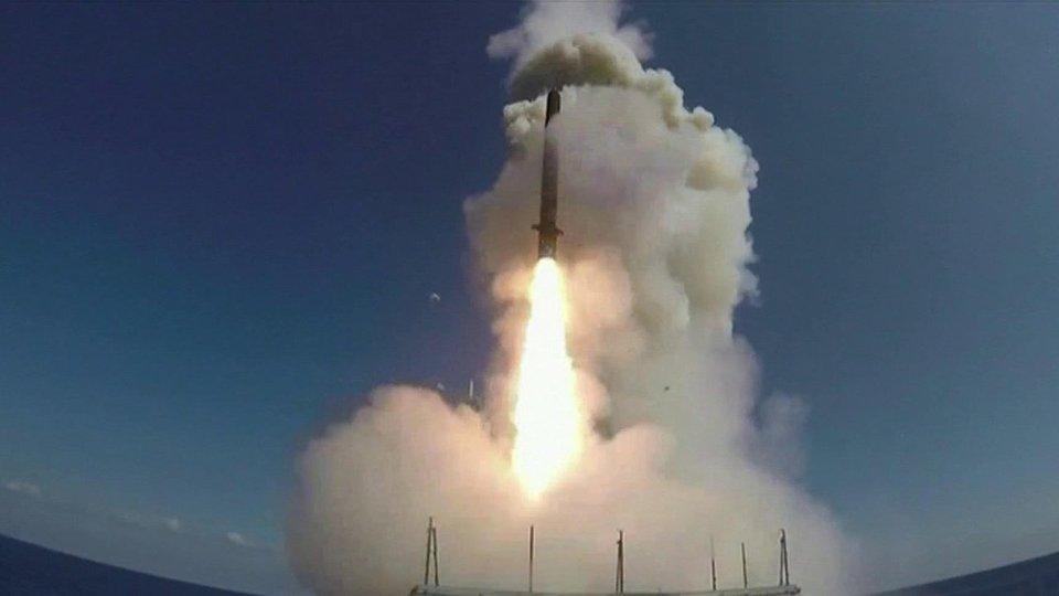 Россия приостанавливает участие вДоговоре оликвидации ракет средней именьшей дальности. Новости. Первый канал